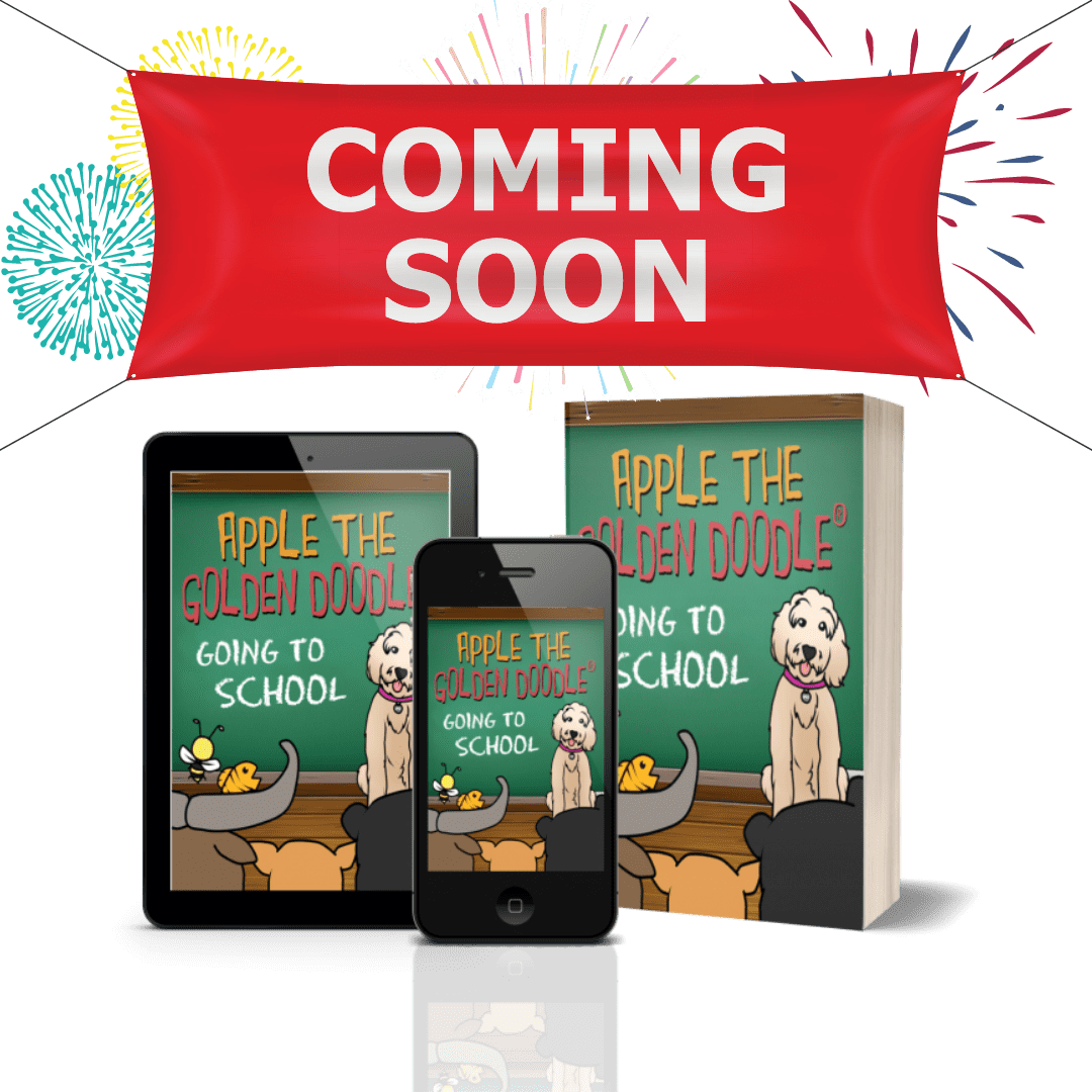 picture of coming soon coloring book apple goes to school